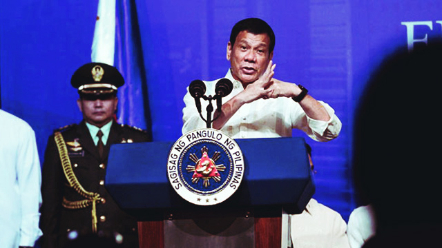 Duterte: PH To Remain Allies With US