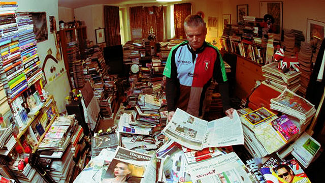 FHM Investigates: The Cramped, Sad Life Of Compulsive Hoarders
