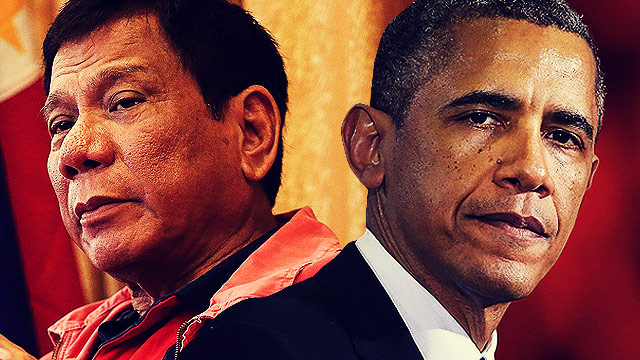 Duterte: 'I Really Snubbed Obama During ASEAN'