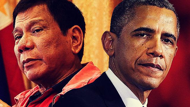Duterte: 'I Really Snubbed Obama During ASEAN'