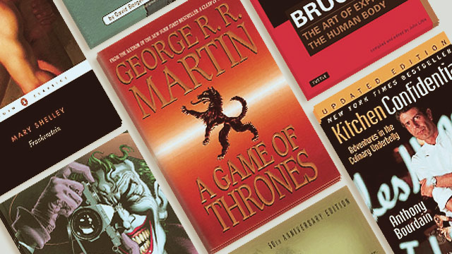 The Top 50 Guy-Books You Must Read Before You Die