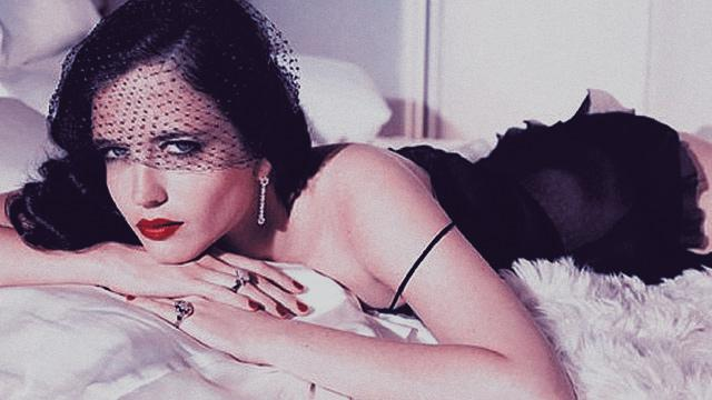 This Is Why Eva Green Is The Goth Girl Of Our Pleasant Dreams