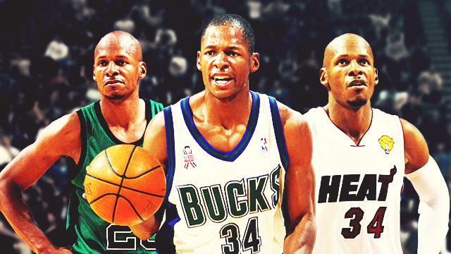 Which Team Is Ray Allen Better Off?