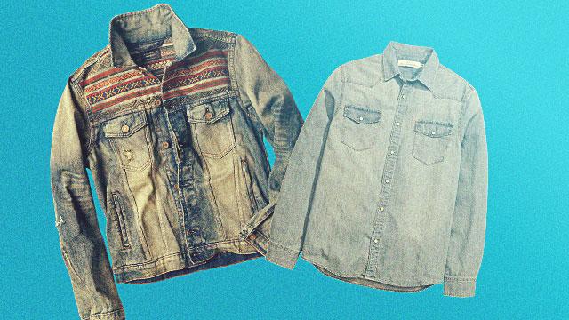 Rain Or Shine: Best All-Around Denim Jackets For Men