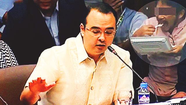 3 Background Stories At The Trillanes vs Cayetano Senate Smackdown