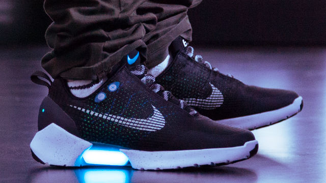 Coming Soon To A Nike US Store Near Your Tito's Place—The HyperAdapt 1.0
