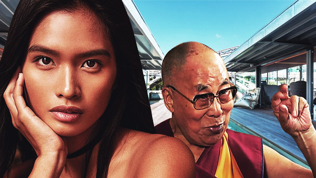 Janine Tugonon Inches Closer To Dream Gig, Dalai Lama's Donald Trump Impression, And 13 Other Things A Man Must Know This Week