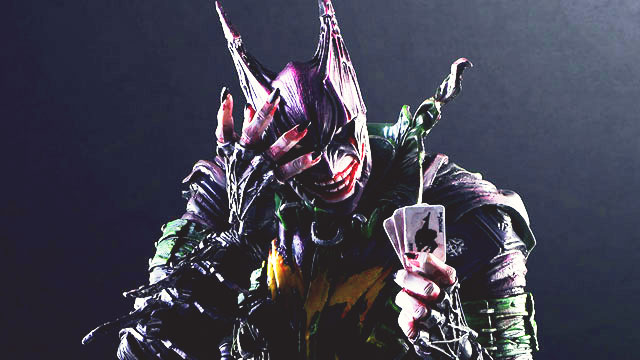 These Toy Mash-Ups Of Batman And His Villains Are Terrifyingly Stunning