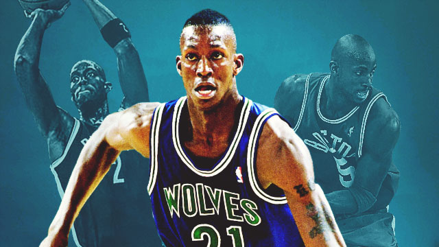 Intensity Personified: The Definitive Kevin Garnett Mixtape