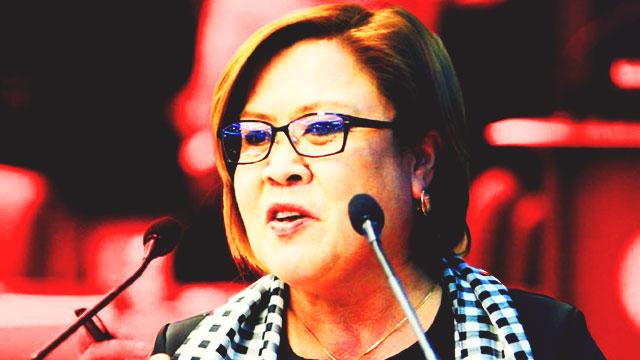 De Lima Wonders: 'May Gusto Po Ba Kayo (Duterte) Sa Akin?'