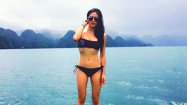You'd Want To Be In Palawan With Jinri Park Right Now