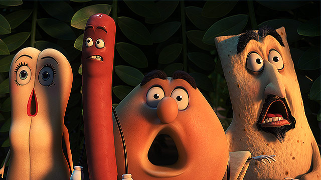 'Sausage Party' Reyview: Finally, A Sausage-Fest You And Your Buddies Will Enjoy