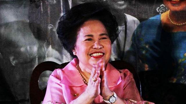 10 Life Tips From The Best Tita We Never Had, Senator Miriam Defensor-Santiago