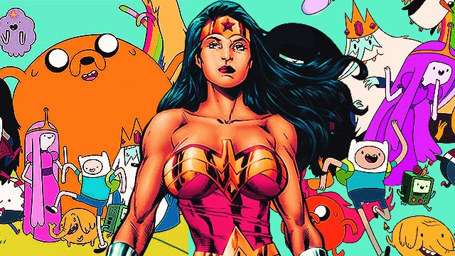 Wonder Woman Has Come Out As Bisexual, 'Adventure Time's' Last Season, And 13 Other Things A Man Must Know This Week