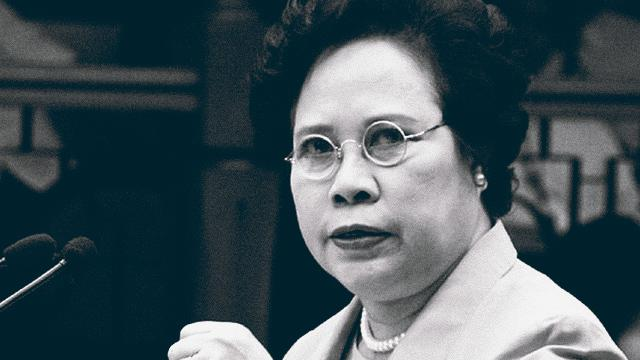 4 Times Senator Miriam Schooled Everyone About The Law