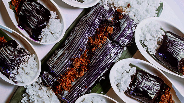 This Puto Bumbong Will Make You Wish It Was Christmas All Year Round