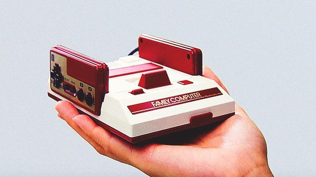 10 Classic 8-Bit Videogames In Nintendo's Famicom Comeback