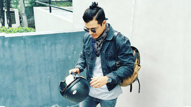 Steal His Style: Jericho Rosales