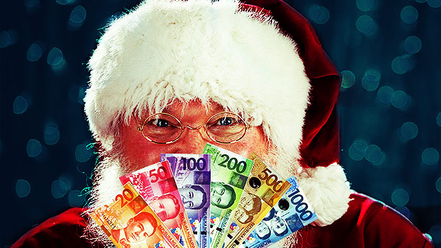 5 Reasons Christmas Will Be Bluer In The Event Of Bonus Tax Cuts