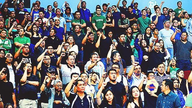 View From The Bleachers: Why I Wore Black At The ADMU-DLSU Game