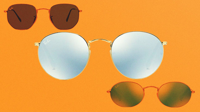 Move Over Aviators...These New Ray-Bans Are The Next Fashion Staple
