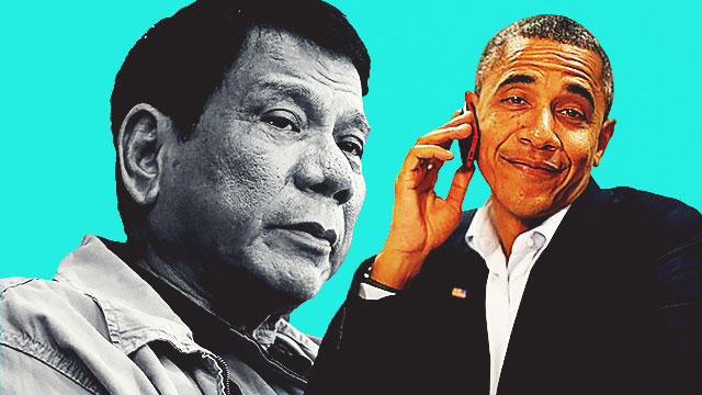 US Isn't Too Amused By Duterte Telling Obama He 'Can Go To Hell'