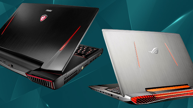 10 Laptops To Get Your Game On