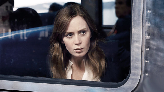 The Girl On The Train Is As Drunk As Its Titular Character