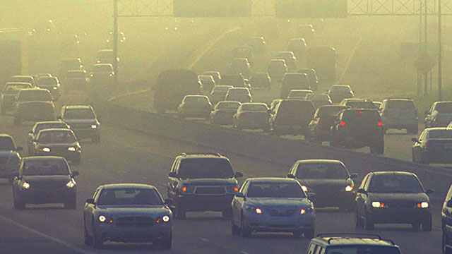 Could Air Pollution Be The Cause Of Traffic Accidents?