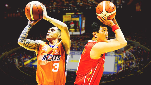Beyond The Arc: Caidic And Alapag's Three-Point Highlights