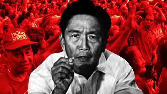 Marcos Supporters To Hold Vigil At SC To Push For Libingan Ng Mga Bayani Burial