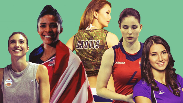 22 FIVB Volleybelles Who Personify Power And Grace