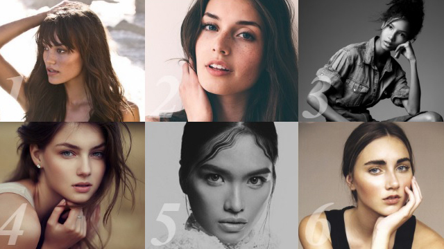 Meet Janine Tugonon's Sultry Squad