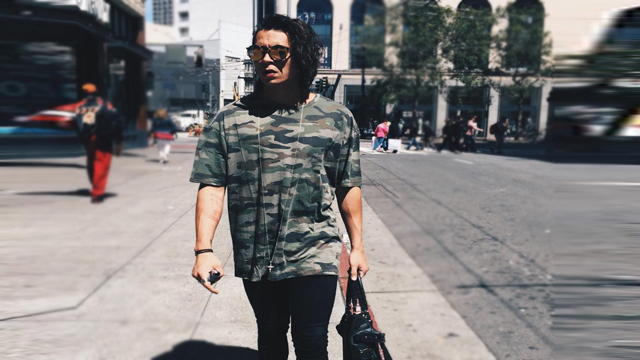 Steal His Style: Jake Cuenca
