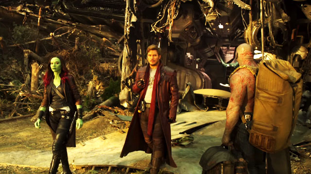The First 'Guardians Of The Galaxy Vol. 2' Teaser Will Leave You Hooked (On A Feeling)