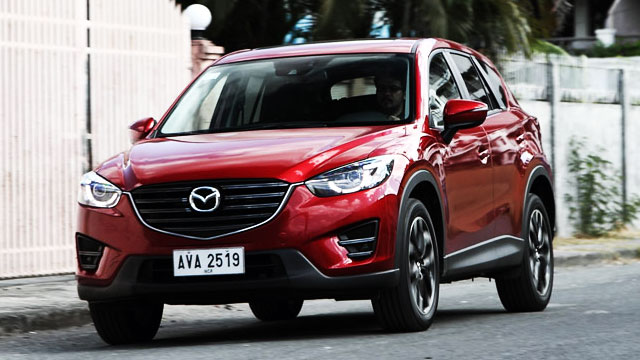 Safety Is Top Priority With The Mazda CX-5 Sport