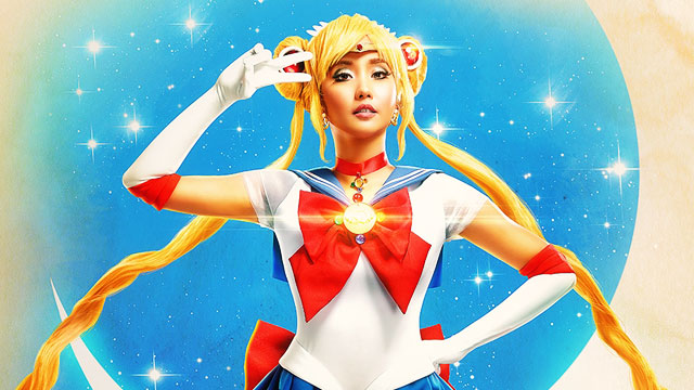 Professional Photographer Turns Mega Babes Into Sailor Soldiers