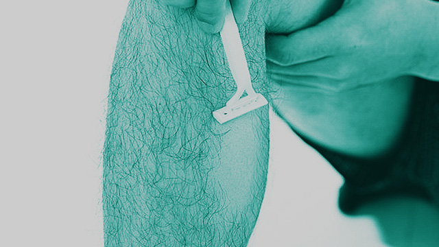 More Men Are Shaving Their Legs, According To Study
