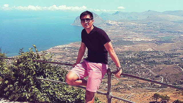 Steal His Style: James Yap