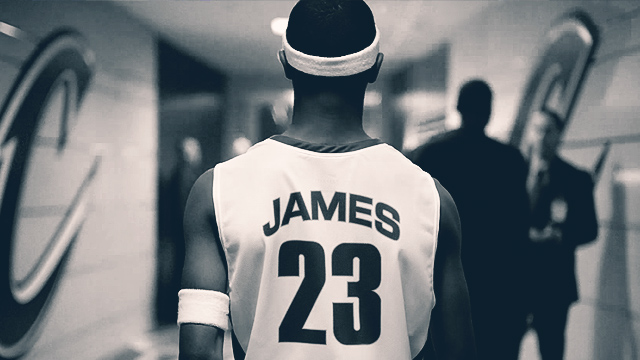LeBron James Gets In On The Sports Commercial Battle With New Nike Ad