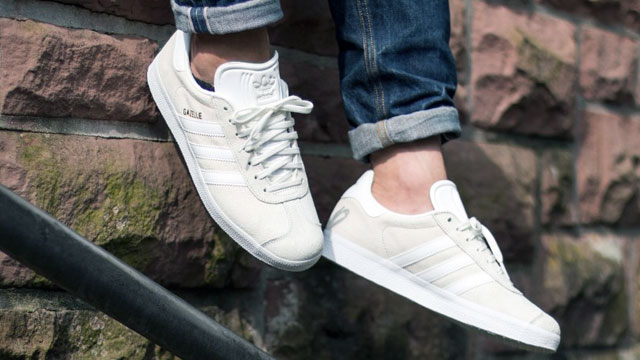 The Adidas Gazelle Just Made A Comeback