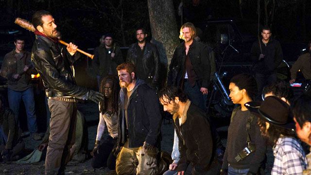 It Might Be Time For 'The Walking Dead' To Crawl Inside A Grave