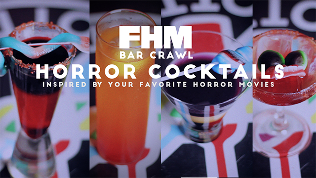 Scare Sobriety Away With These Creepy Cocktails