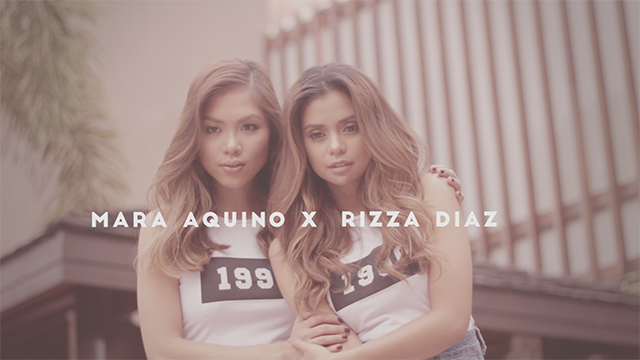Mara Aquino And Rizza Diaz Team Up For FHM's November Cover