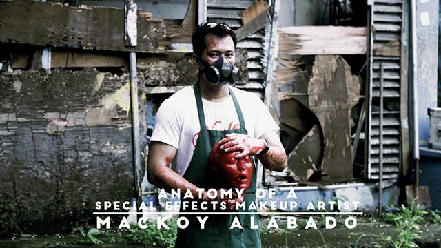 Anatomy Of Mackoy Alabado The Man Behind The Goriest Movie