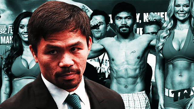 A Letter To PacMan, The Fighter We Used To Love Seeing Inside The Ring