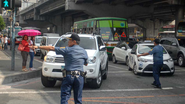 5 Effects Of Having No Fixed Checkpoints In Manila