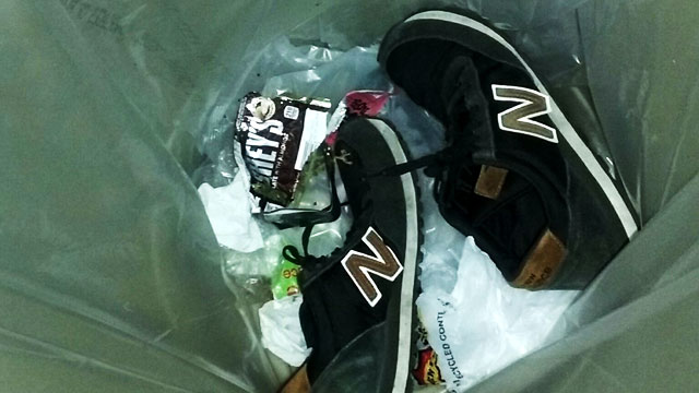 People Are Throwing Away Their New Balance Pairs Because Of Trump