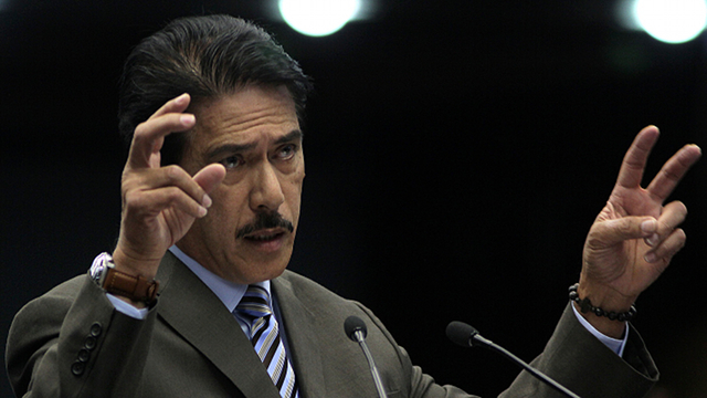 Sen. Sotto: Bloggers Not Covered Under Media Law Expansion