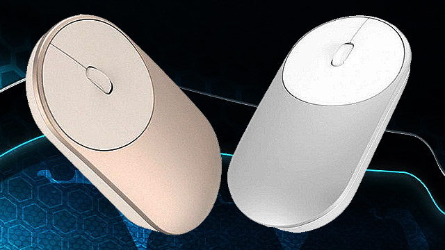 Xiaomi Unveils A New Apple-Inspired Wireless Mouse